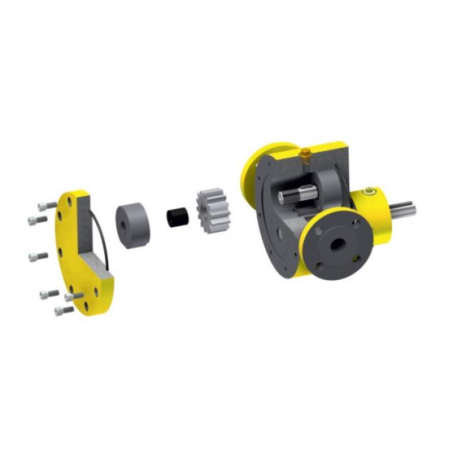 Gear pump ZK Blue Series