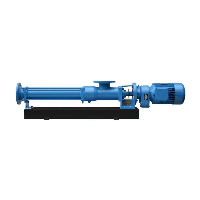 Basis industry pump