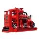 Diesel motor pump unit of 1100 m³/h – 12 bar (NFPA 20)