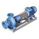 Horizontal singlestage endsuction pump, ES